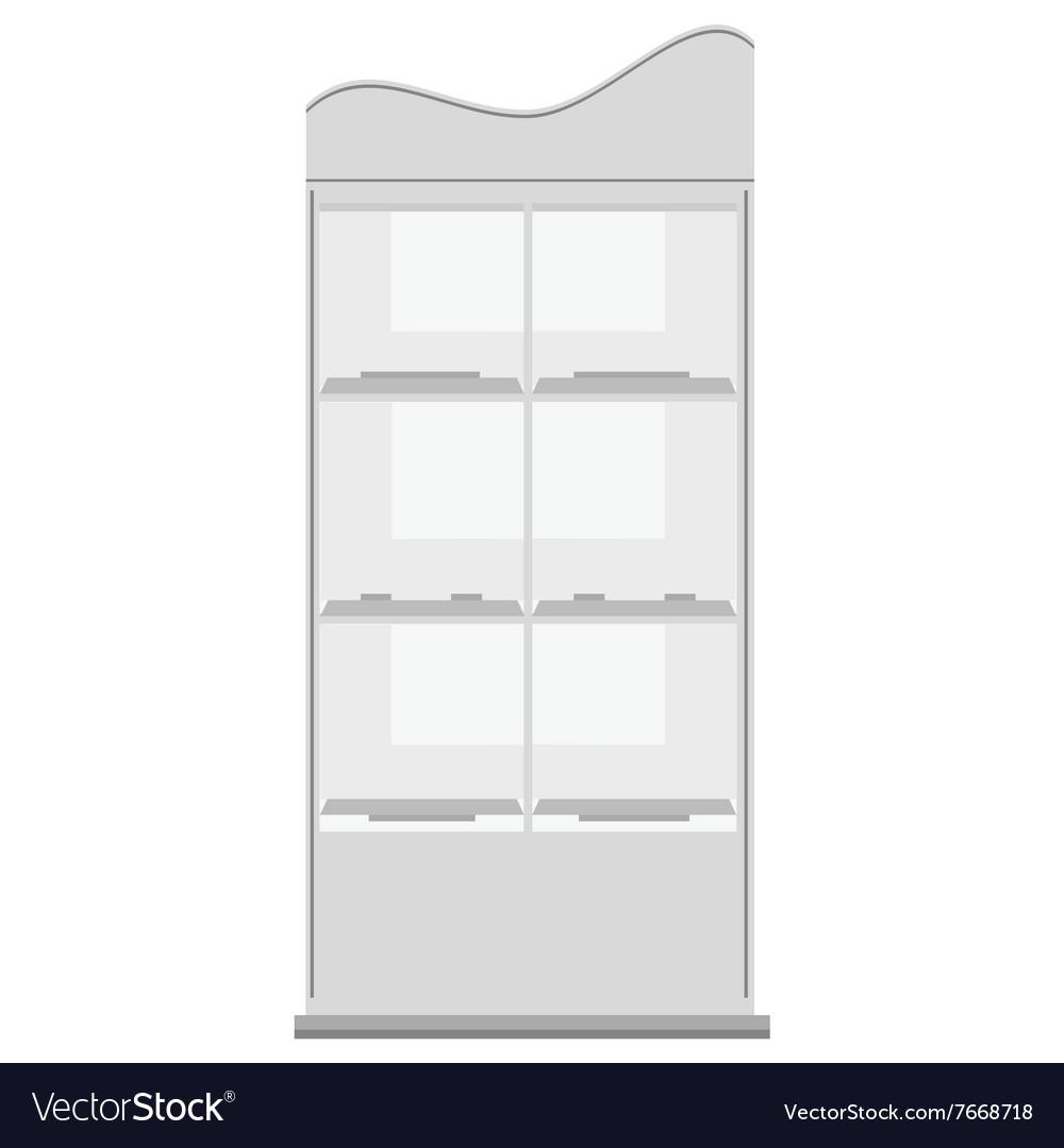 White display rack