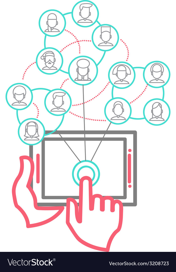 Social Networking People Conceptual Design