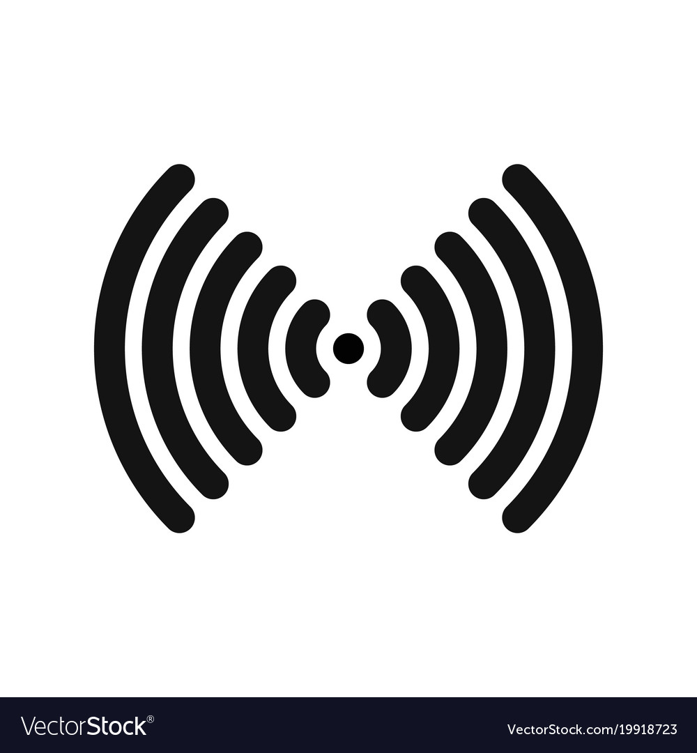 Wireless Internet Symbol Wire Center Draw The Shear And Bending Moment Diagrams For By Davebusters Wifi Connection Or Vector Image Rh Vectorstock Com Access Point