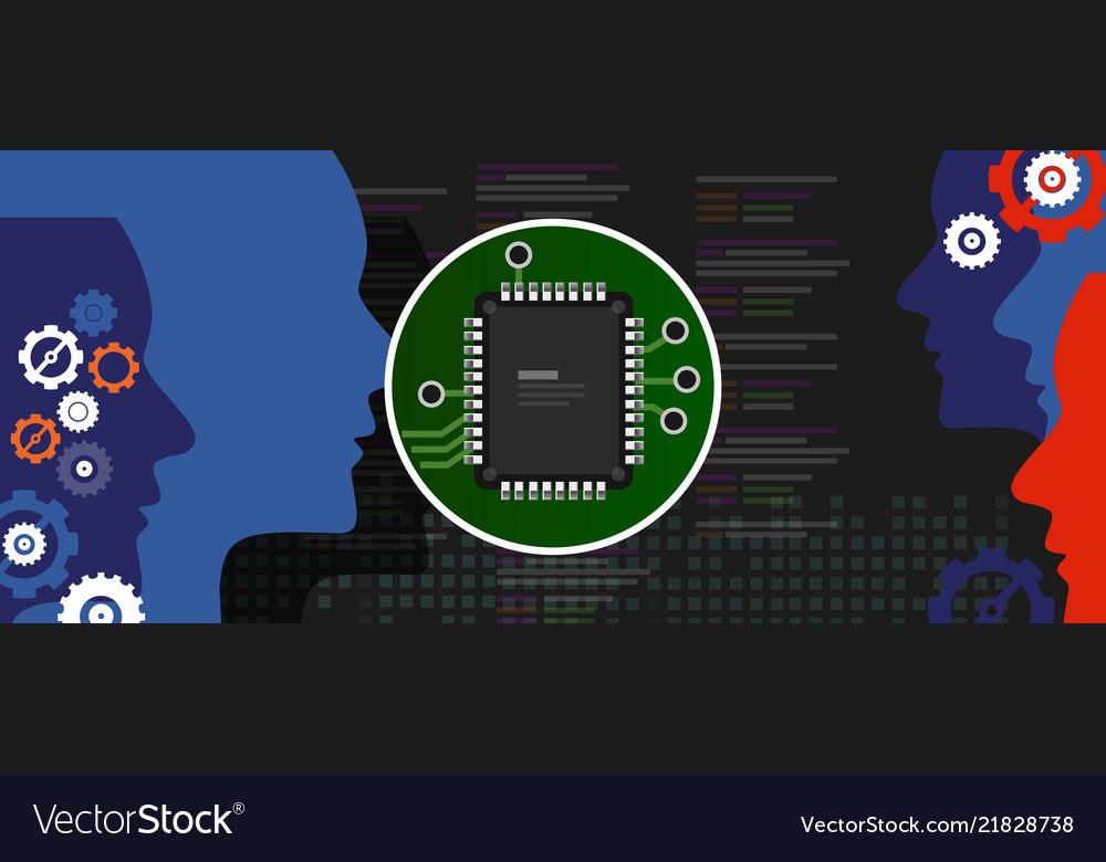 Artificial intelligence programming code human