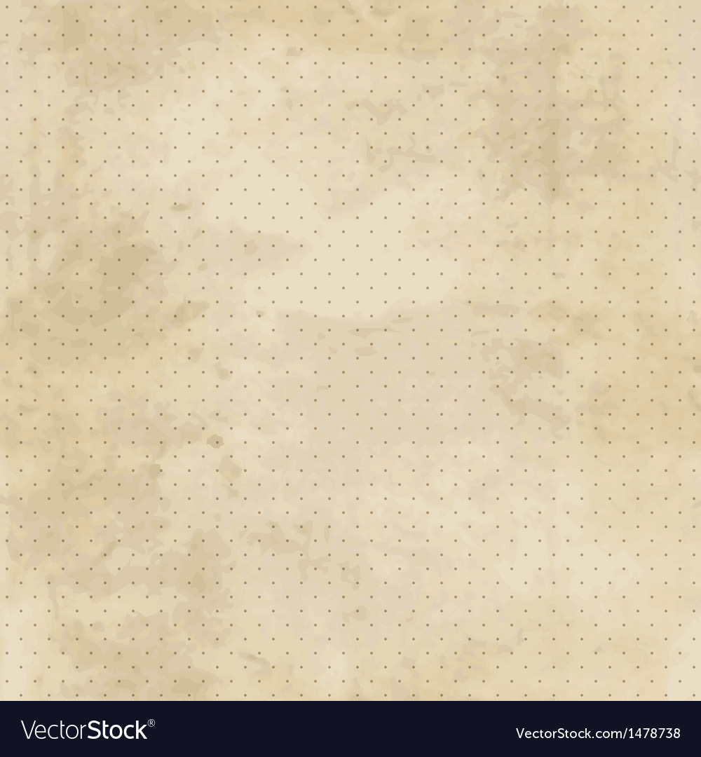 Vintage background with grunge texture and polka