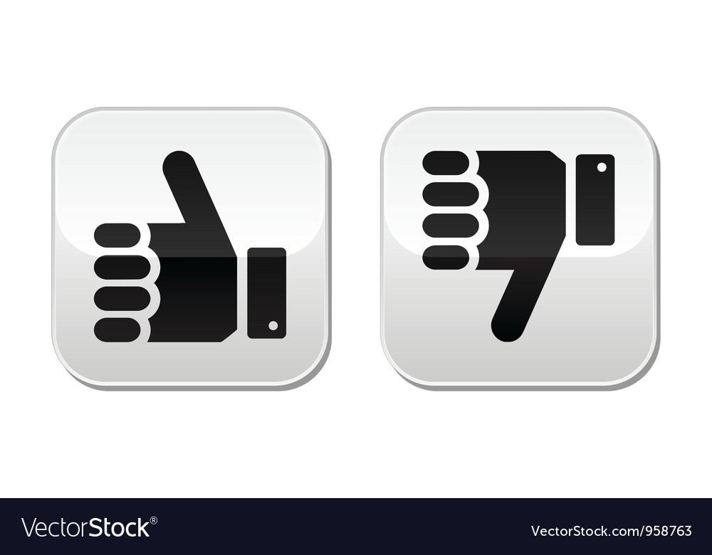 Like it Unlike buttons