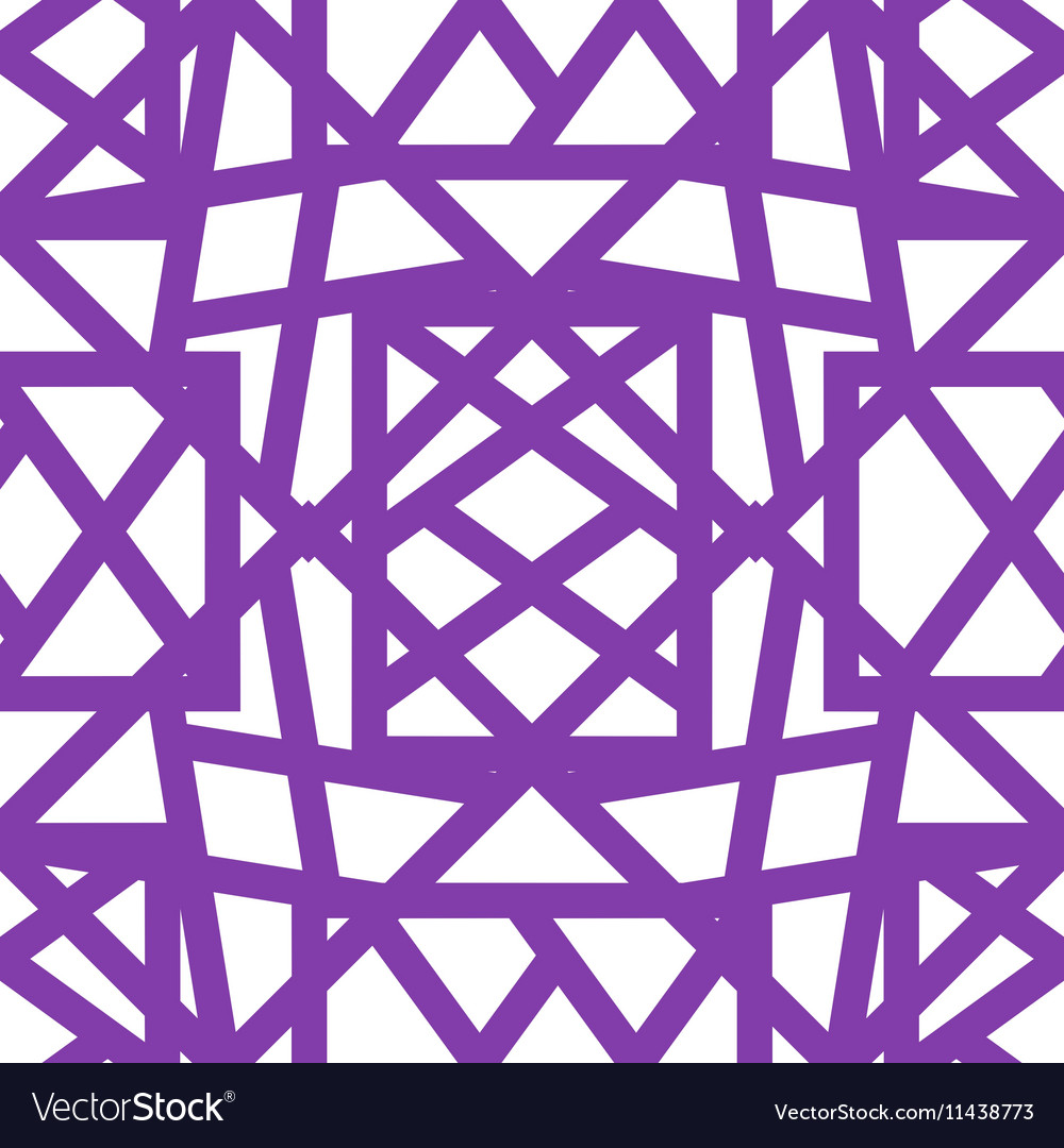 Abstract geometric pattern A seamless background