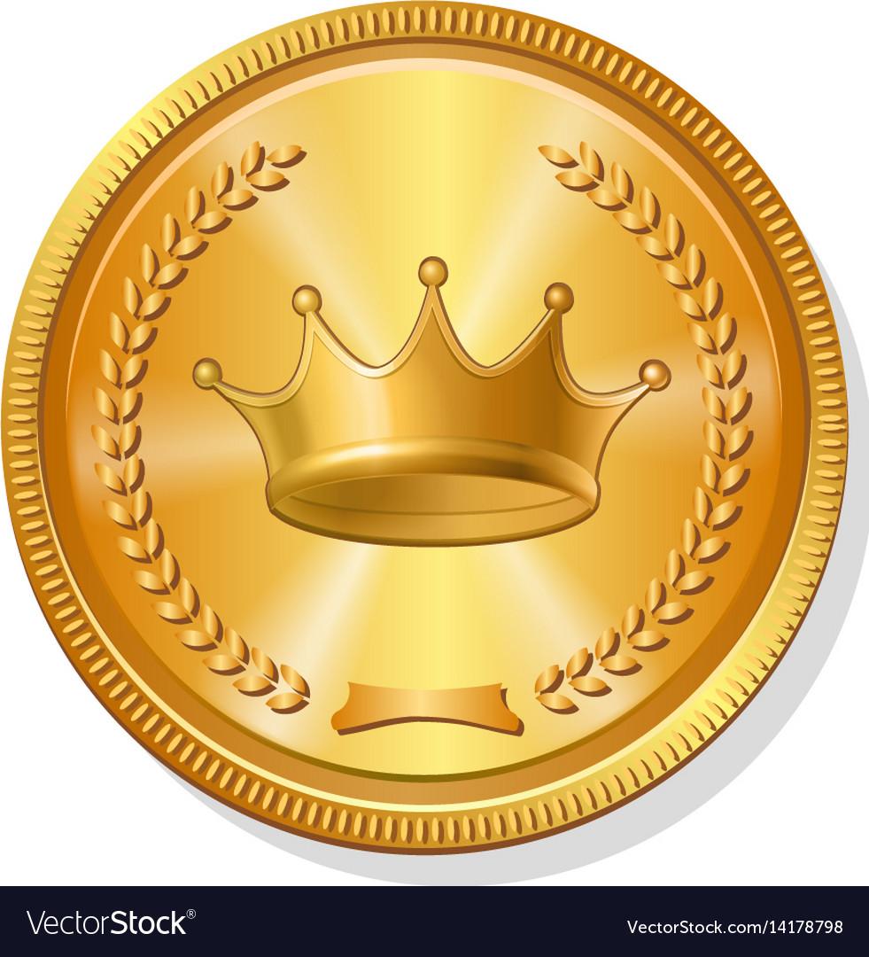 icon gold coin
