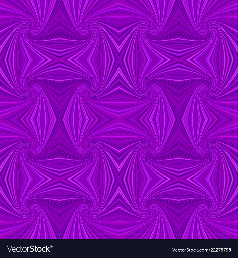 Purple seamless abstract psychedelic spiral ray