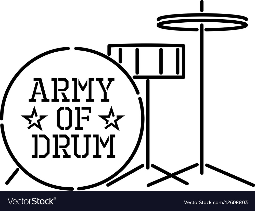 Army of drum