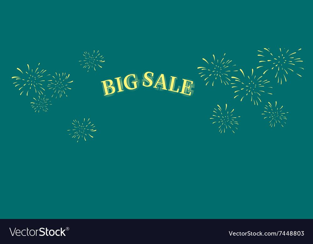 Big Sale Word Salute