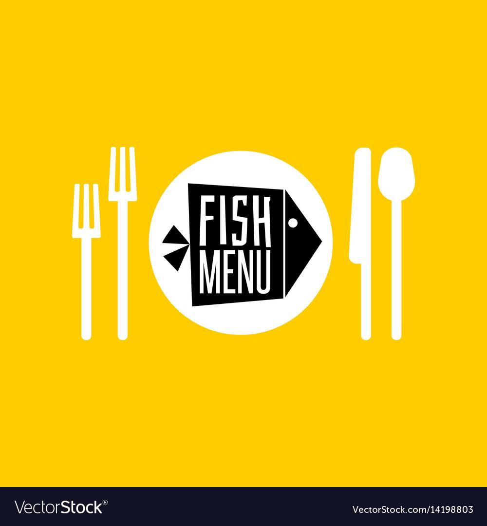 Fish menu icon