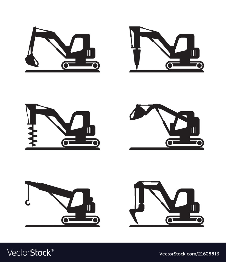 Mini construction machinery