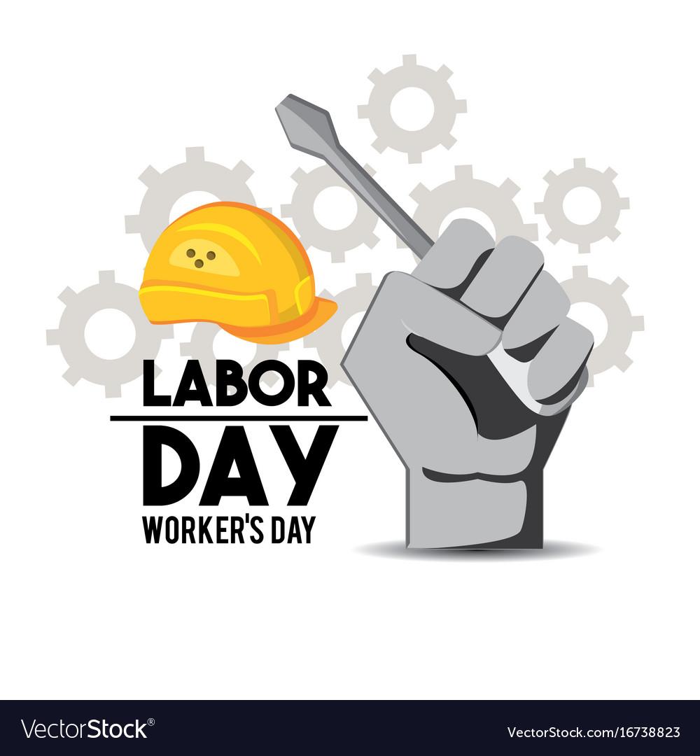American labor day tradition celebration