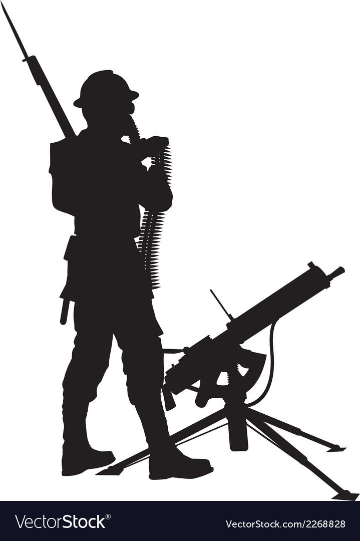 Mashine gunnerwarriors theme