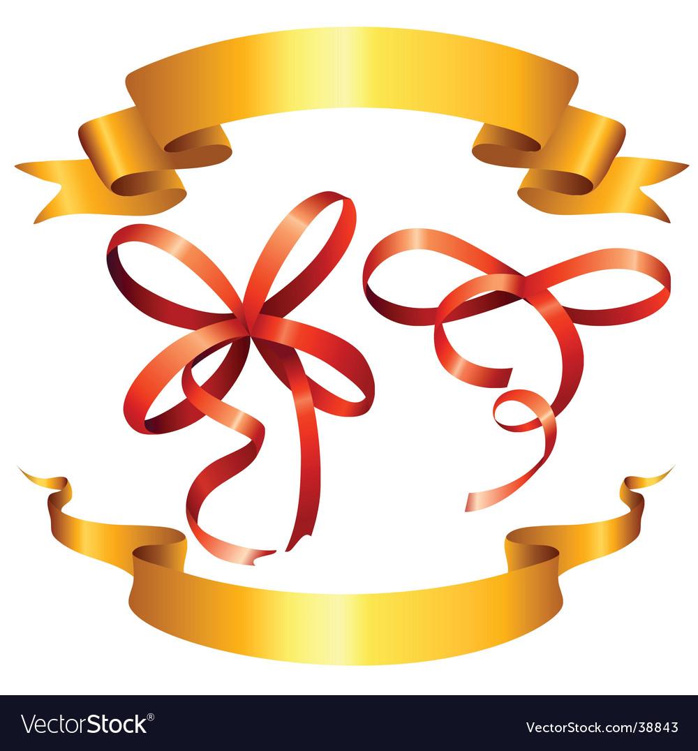 Ribbon and bows