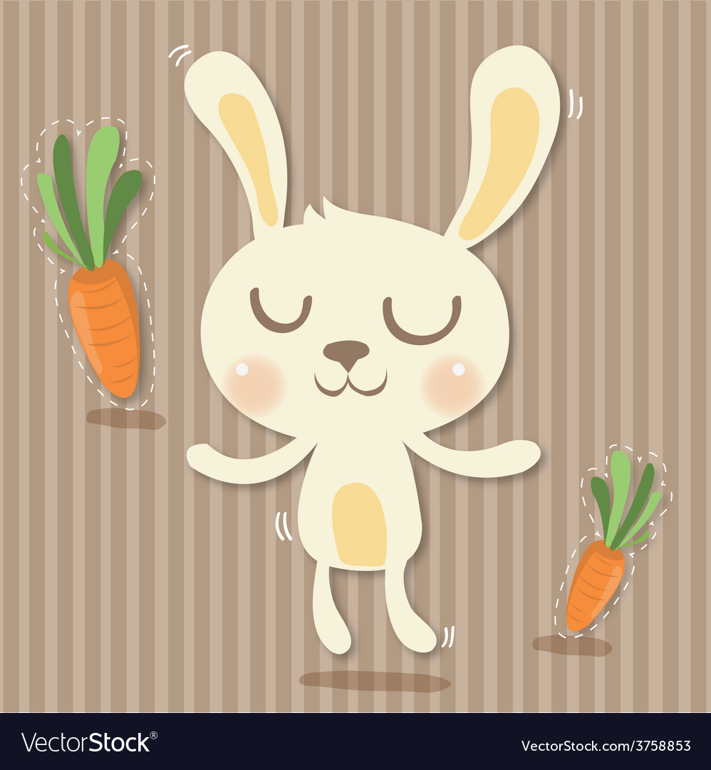 Cony and carrots