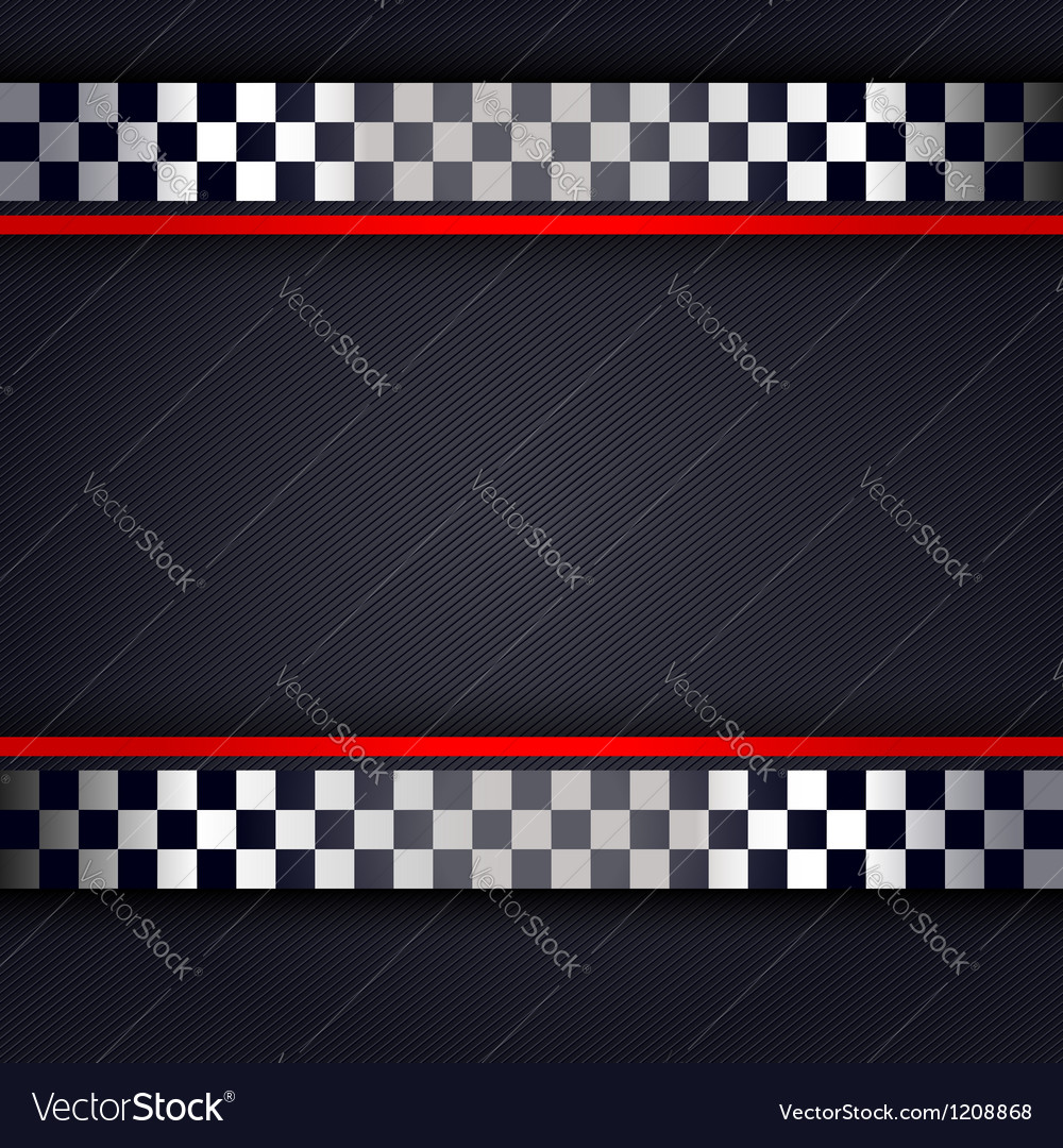 Perforated metallic sheet for race