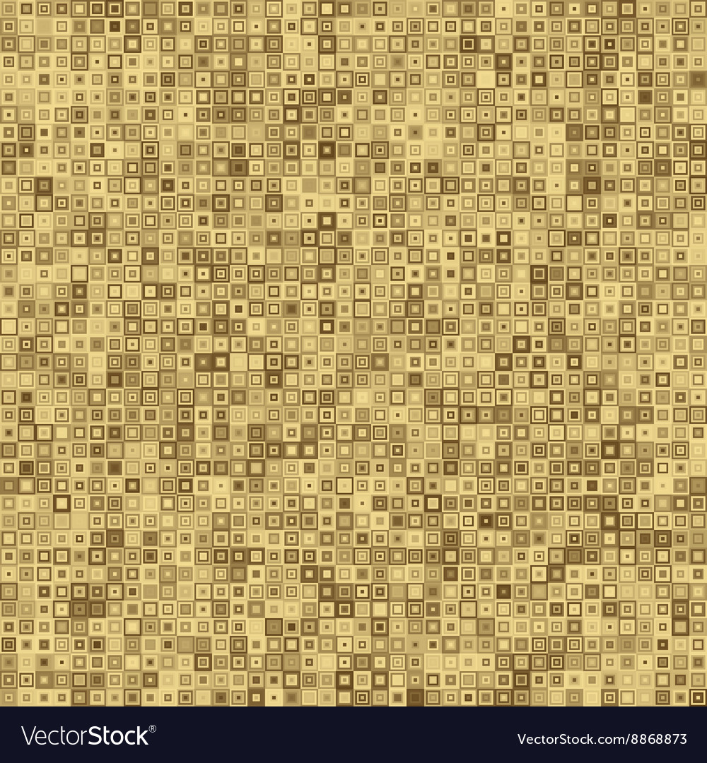 Seamless color geometric pattern