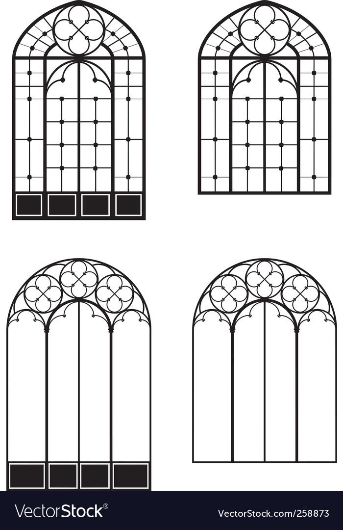 Windows and door windows