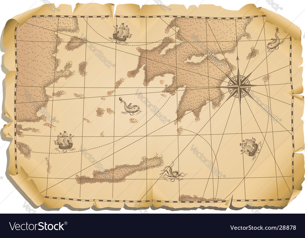 old map royalty free vector image vectorstock purchase clip art images purchase clipart and fonts