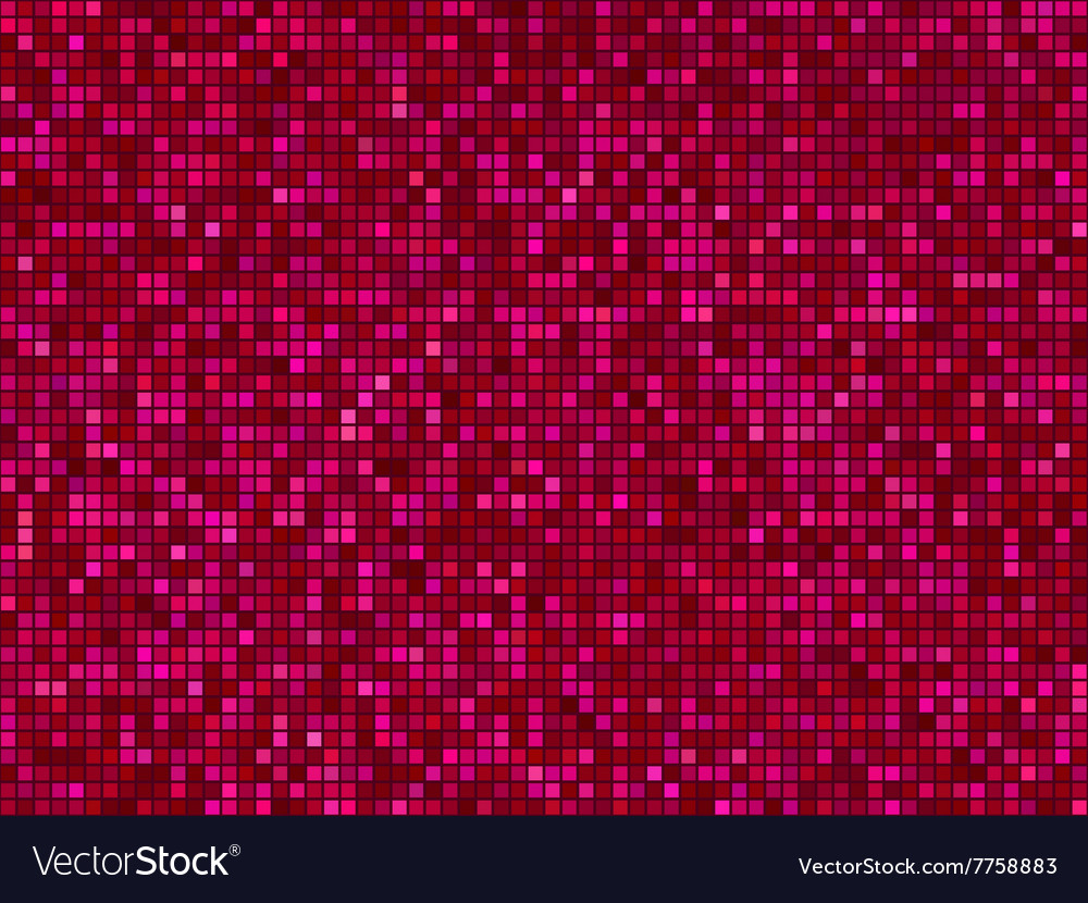 Abstract Light Color Pixel Mosaic Texture Seamless