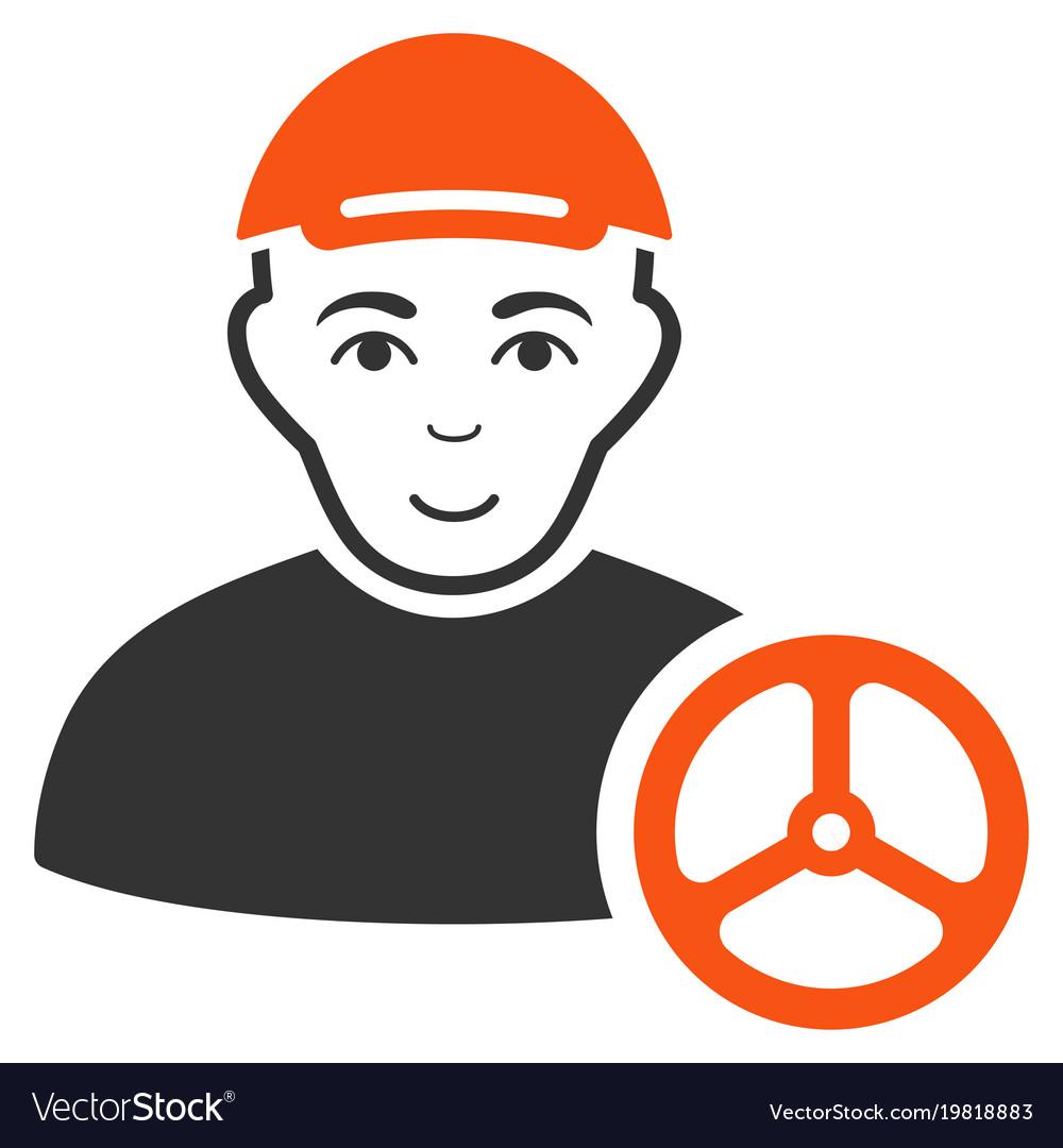 Car Driver Icon