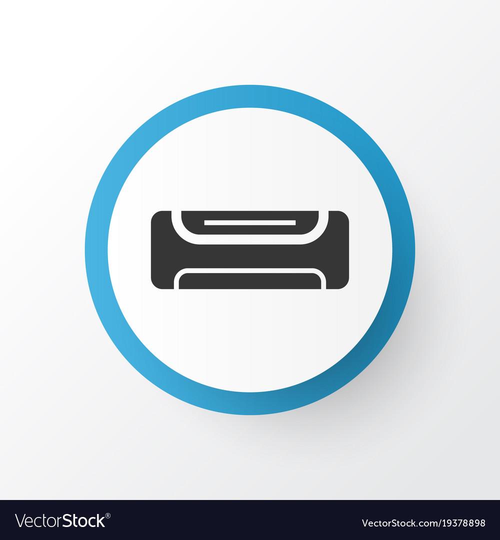 Air conditioning icon symbol premium quality