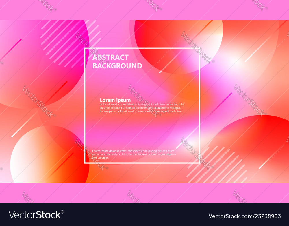 Abstract geometric background living coral 2019