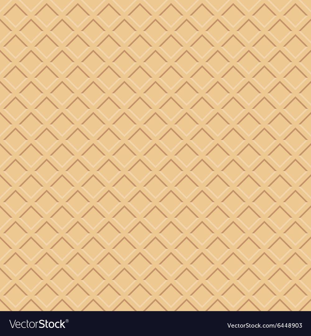 Waffle texture