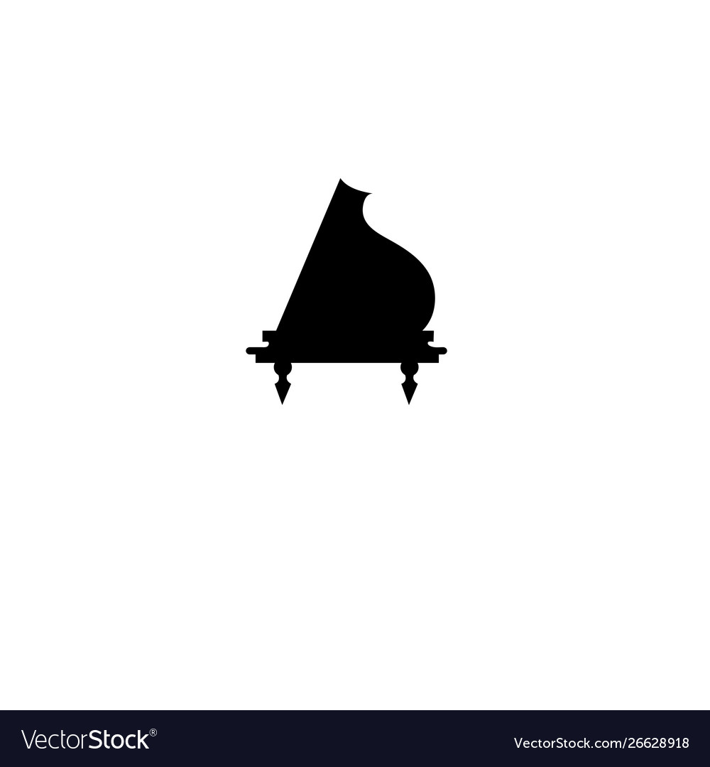 Sign design piano