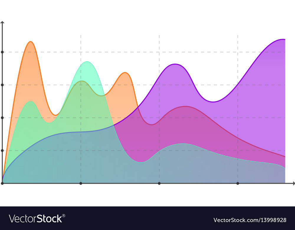 Flat dashboard set of ui infographic elements vector image
