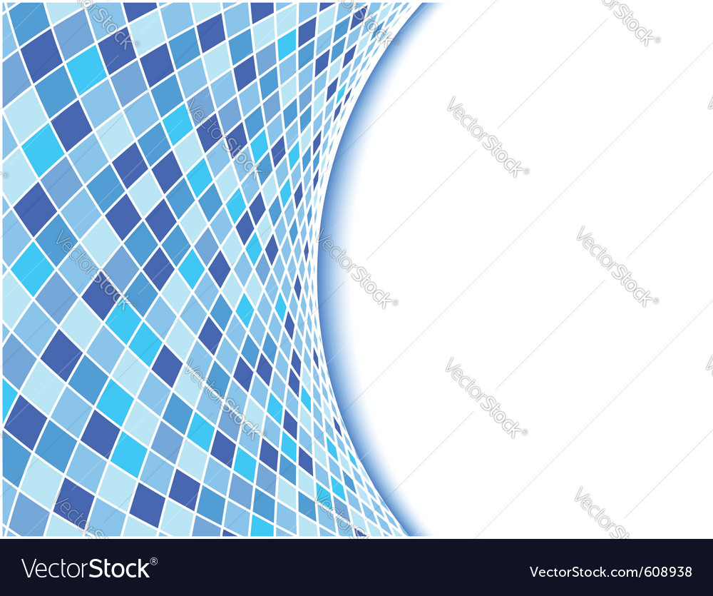 Halftone background - tiles