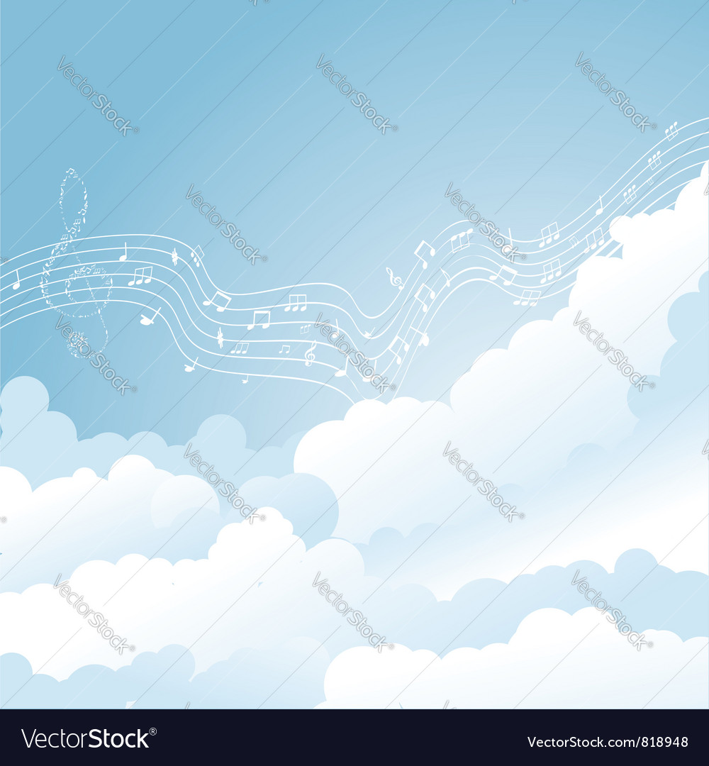 Music clouds