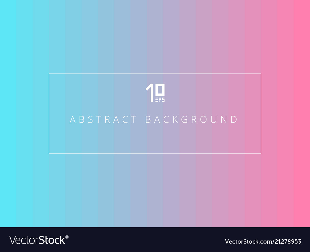Abstract geometric stripe pattern blue and pink