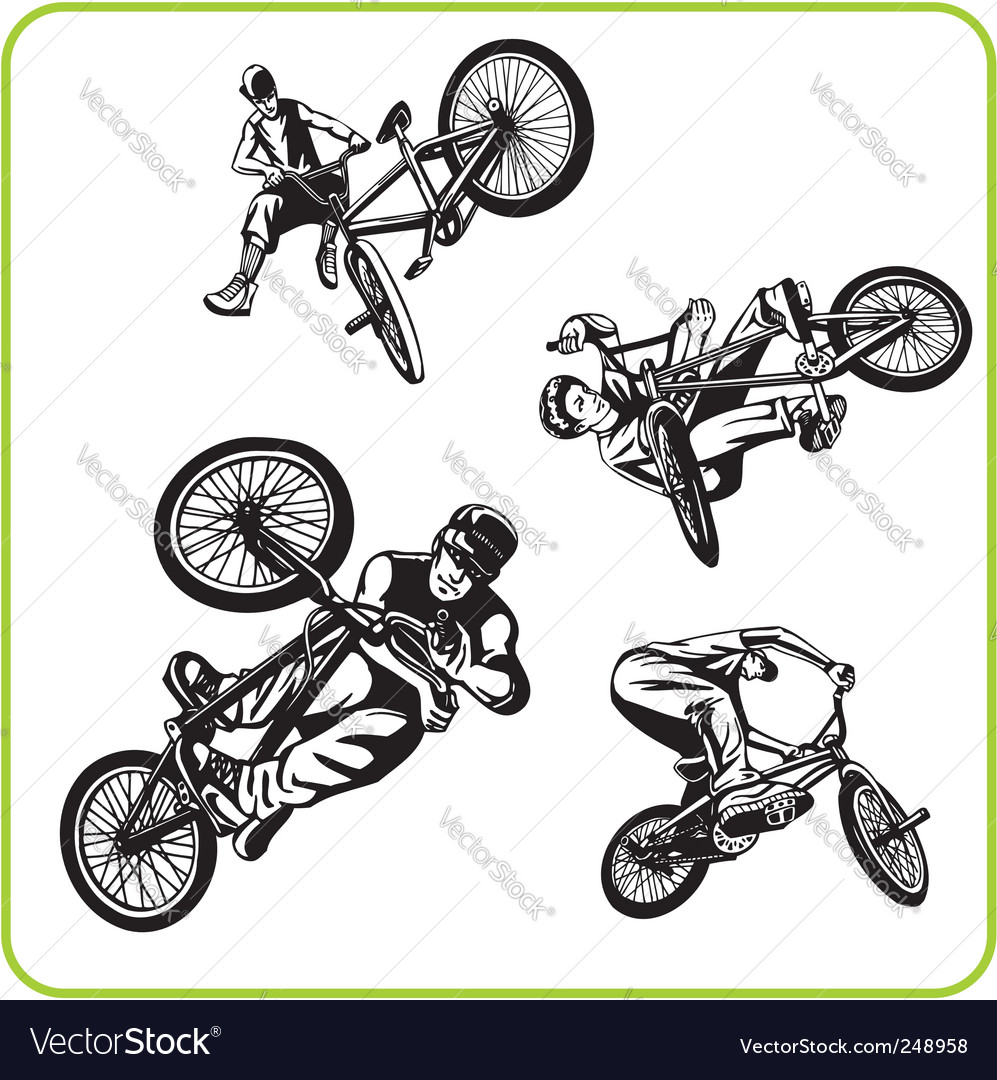 BMX bicycle