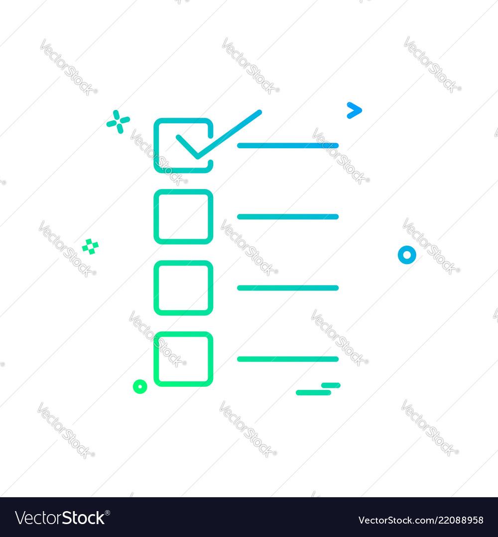 Form icon design