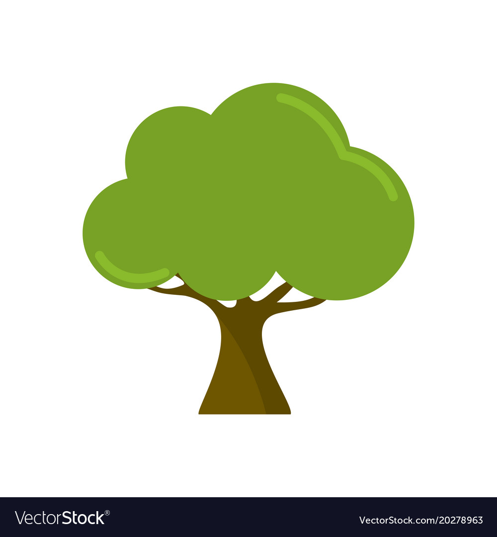 Cartoon Style Simple Isolated Tree Plant Vector Image Affordable and search from millions of royalty free images, photos and vectors. vectorstock