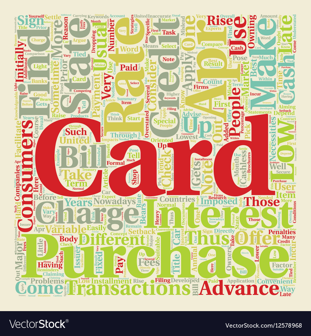 How To Find A Low Apr Credit Card text background