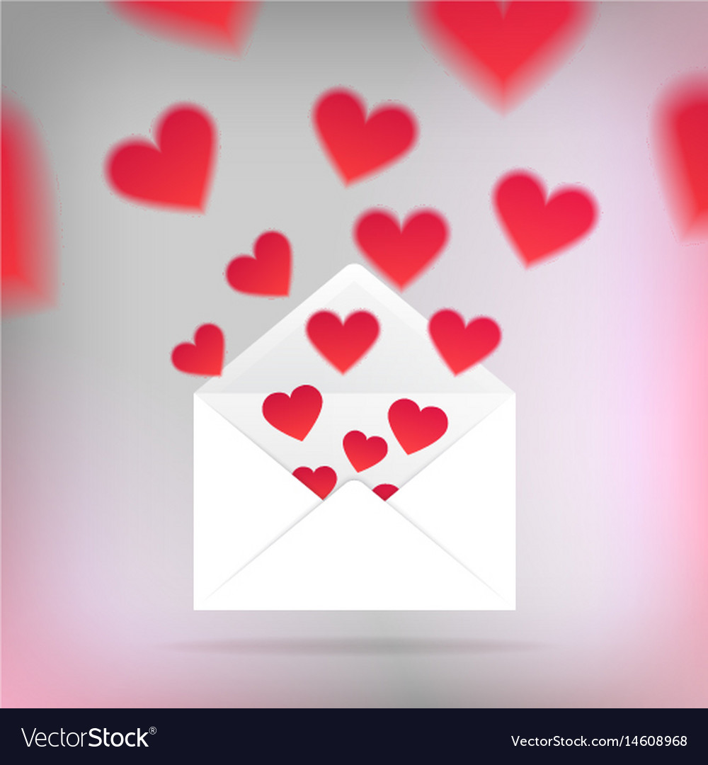 Valentine card template