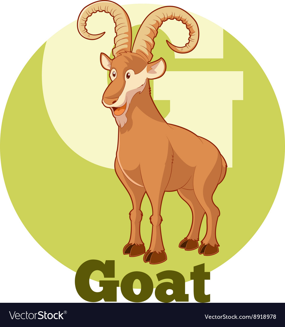 ABC Cartoon Goat