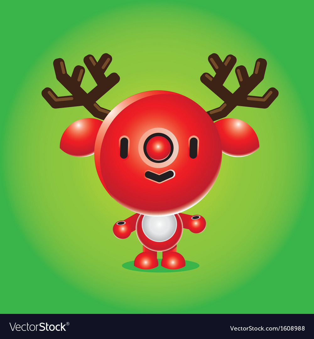 Rudolph Character