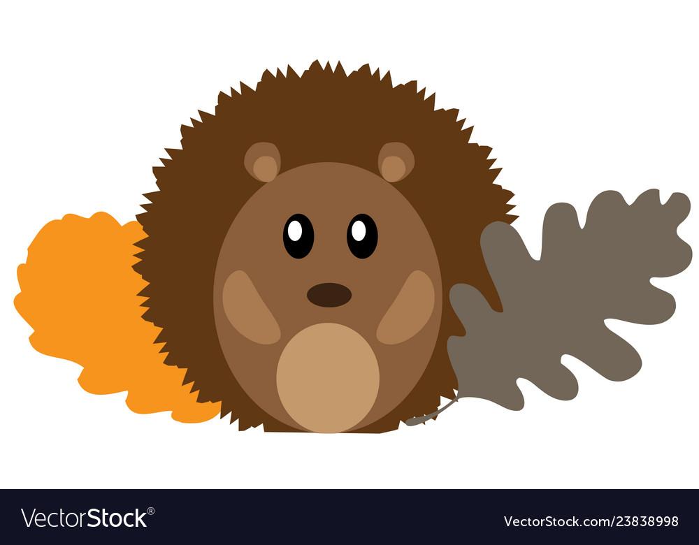 Woodland animal