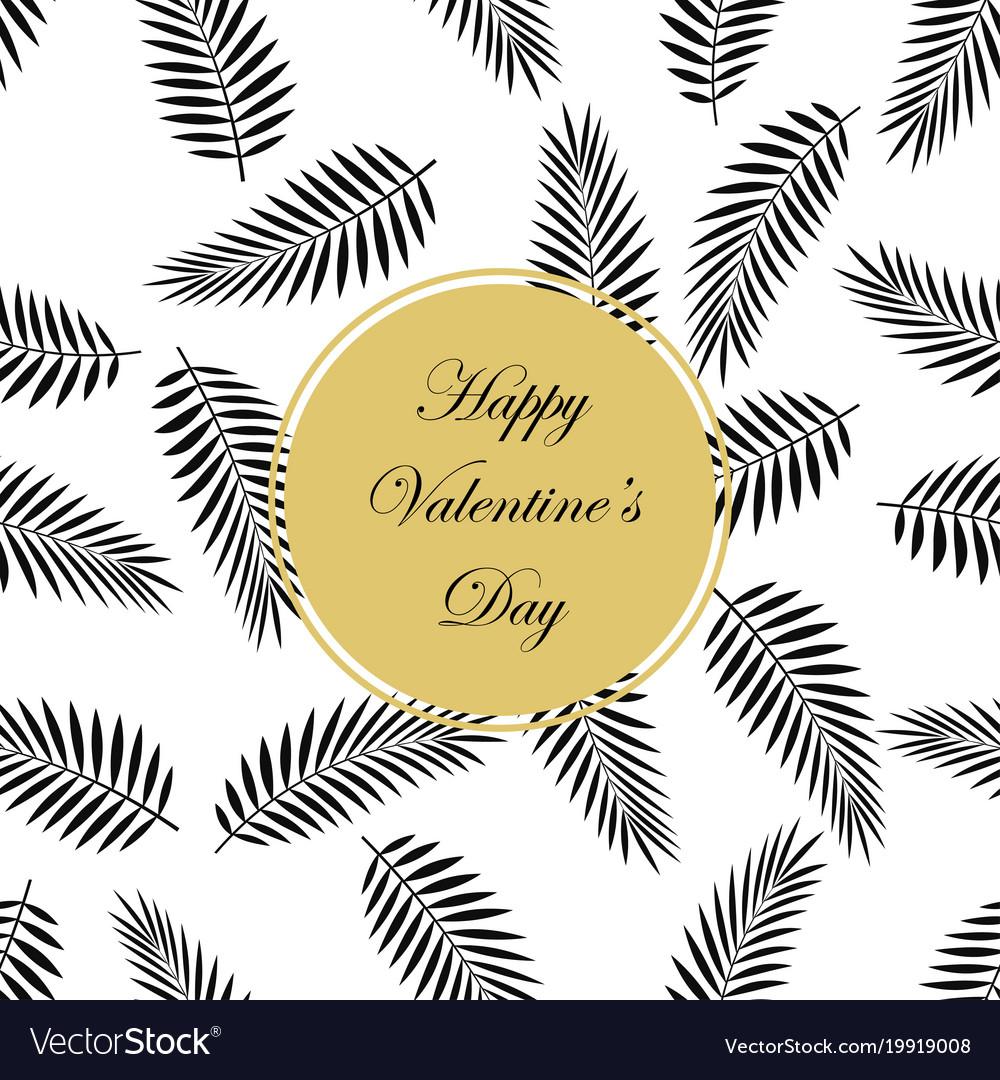 Pattern valentine s day