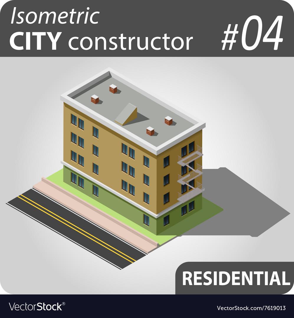 Isometric city constructor - 04