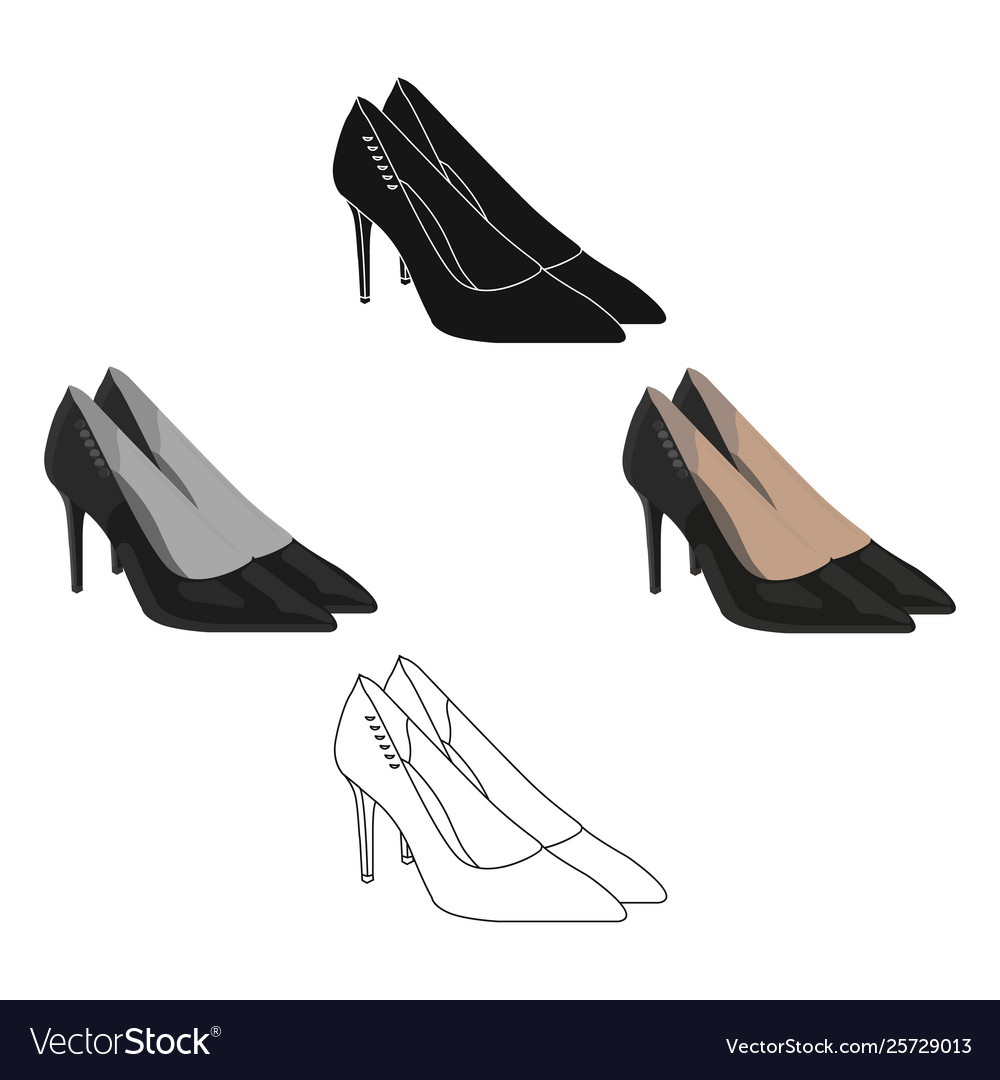 casual shoes with heels