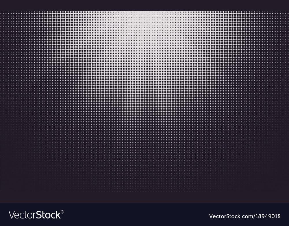 Halftone sun-ray background