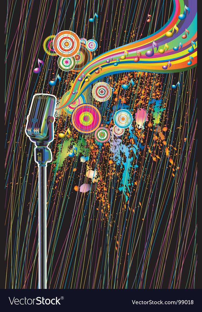Psychedoodledoo vector image