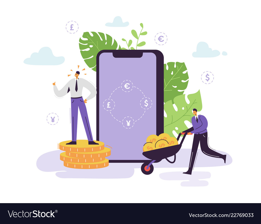 Mobile Currency Exchange Online Banking