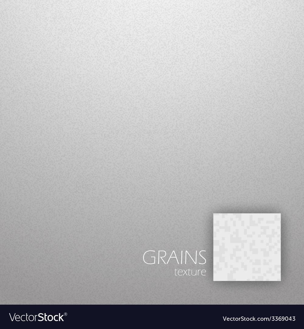 Grains texture