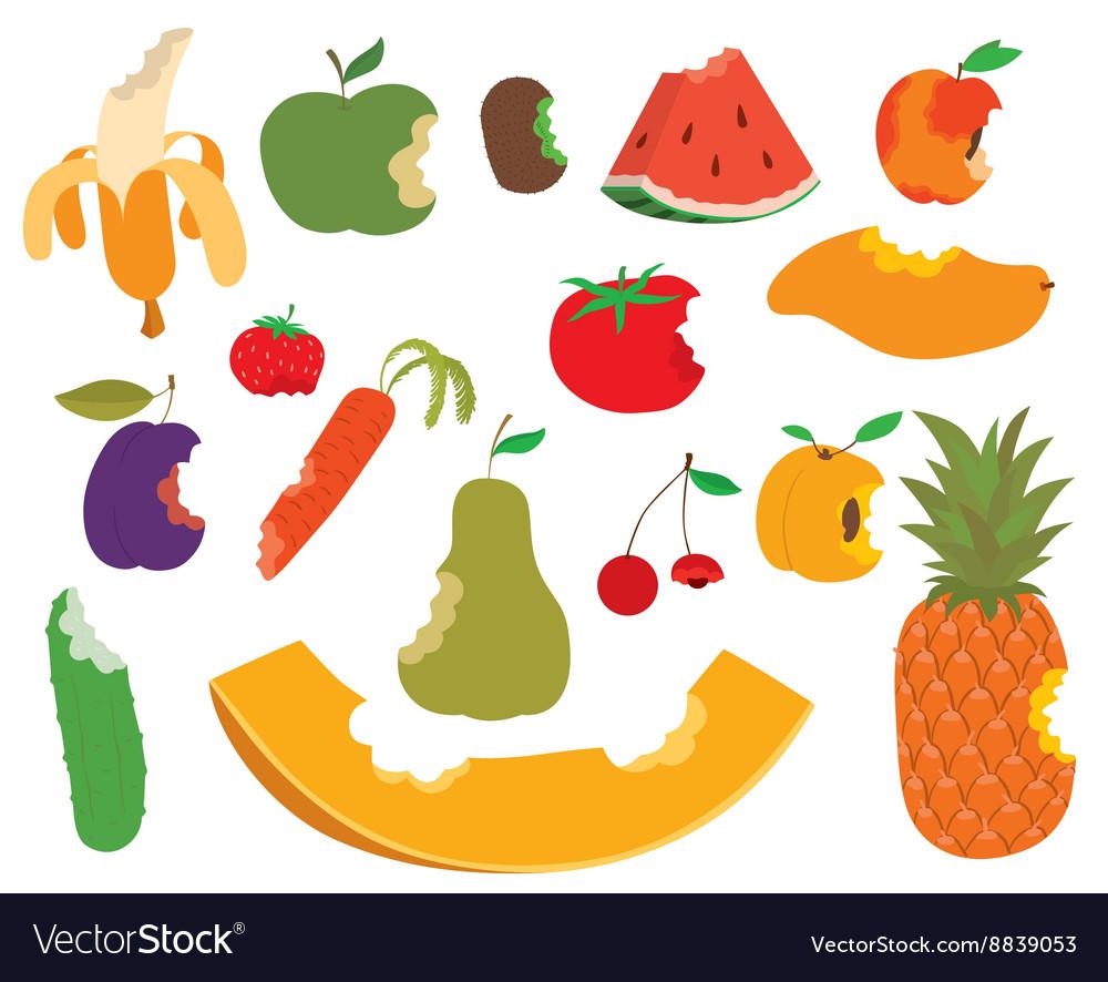 Fruit bite set
