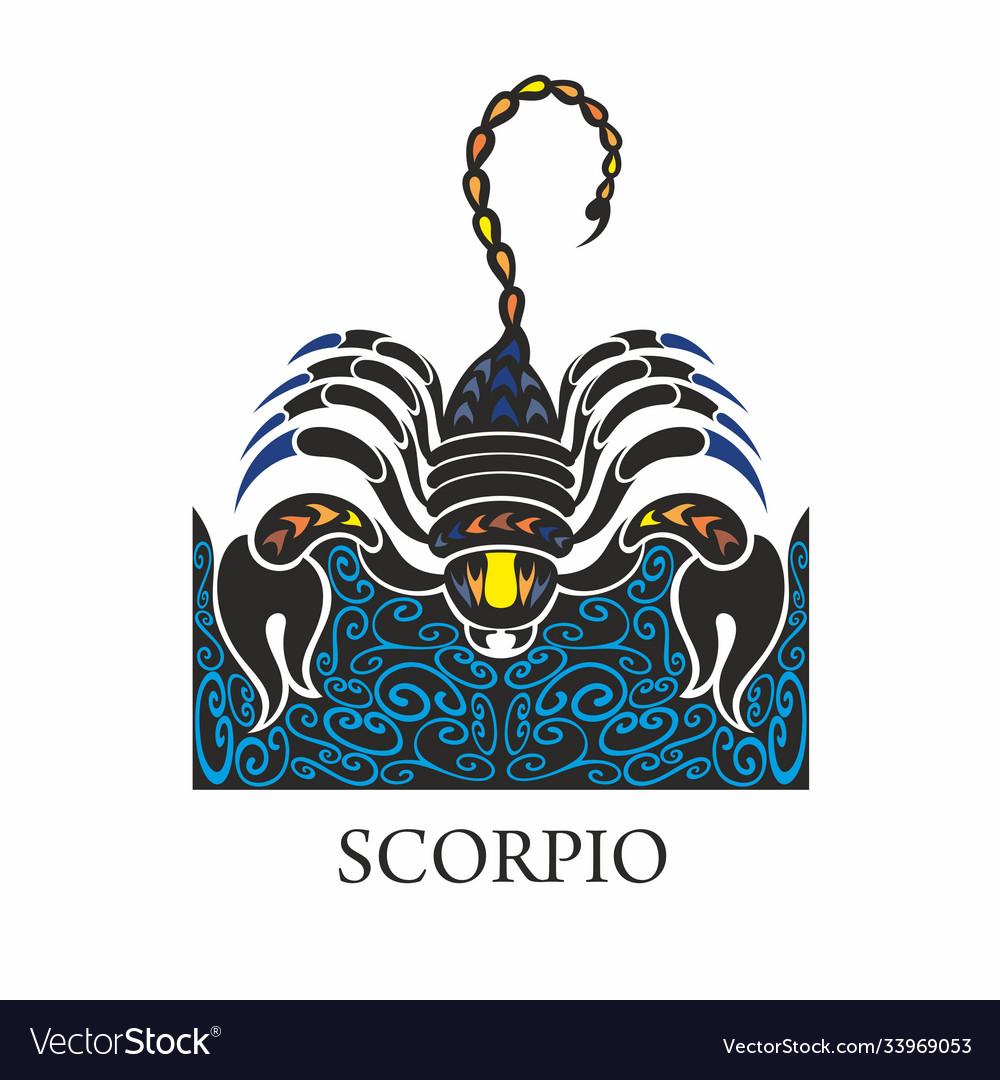 Scorpio horoscope zodiac sign