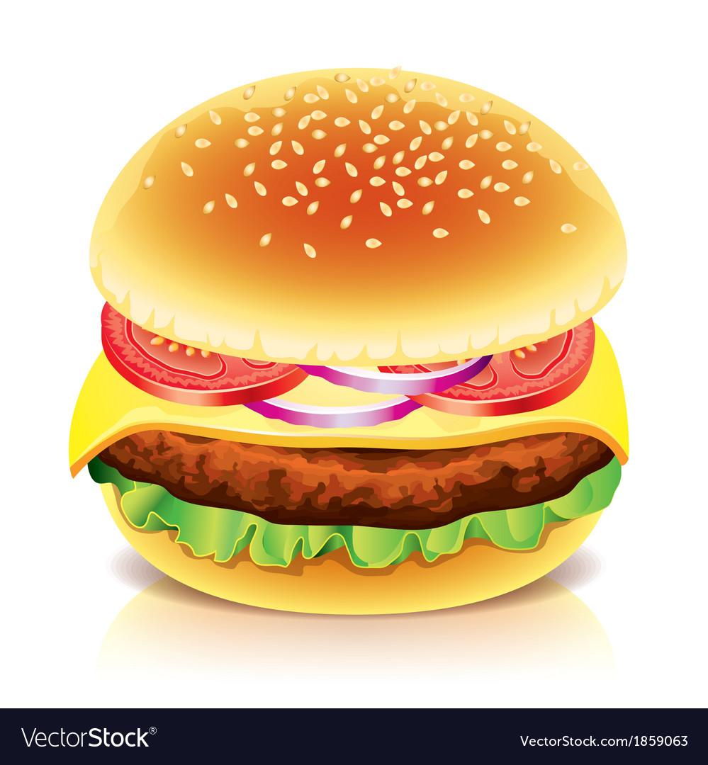 Object hamburger