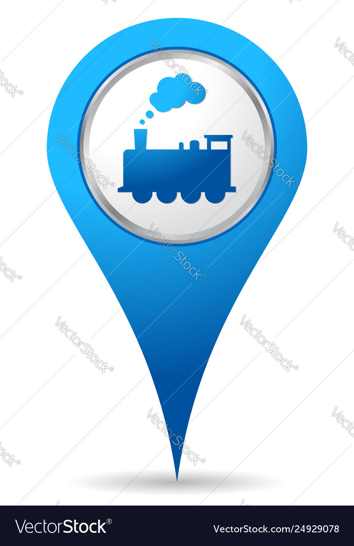 Train location icon